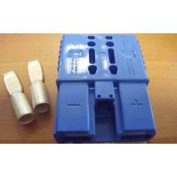 CONECTOR AZUL 160A - 150V MEDIANO