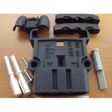 CLAVIJA CONECTOR 80A.MACHO 25mm Max 150V