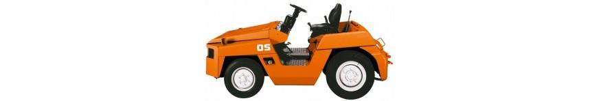 Tractor arrastre